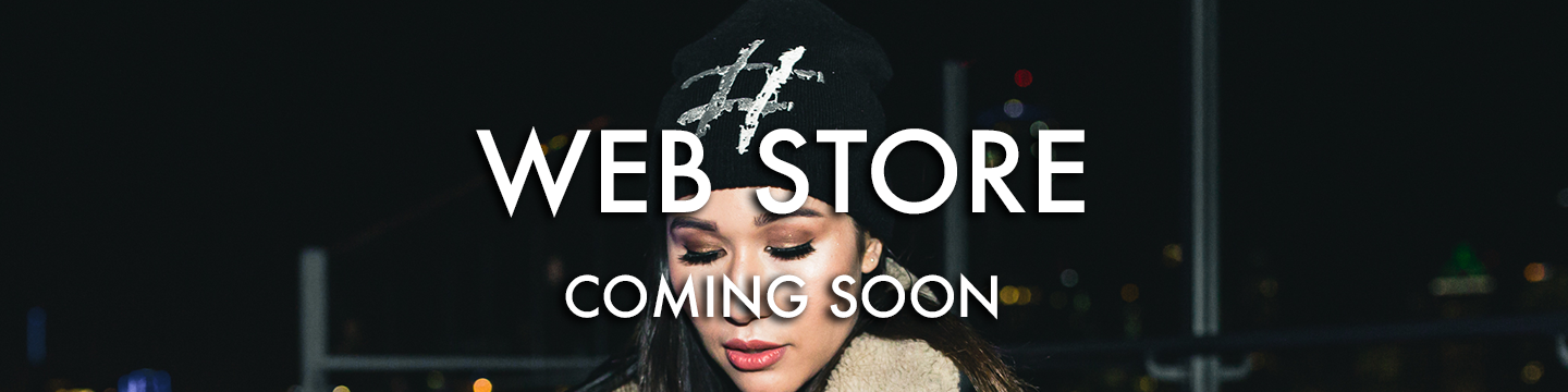 Web Store Coming Soon